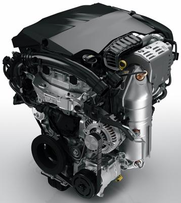двигатель PureTech