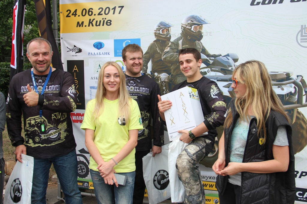 Can-Am Quest Cup Kyiv 2017