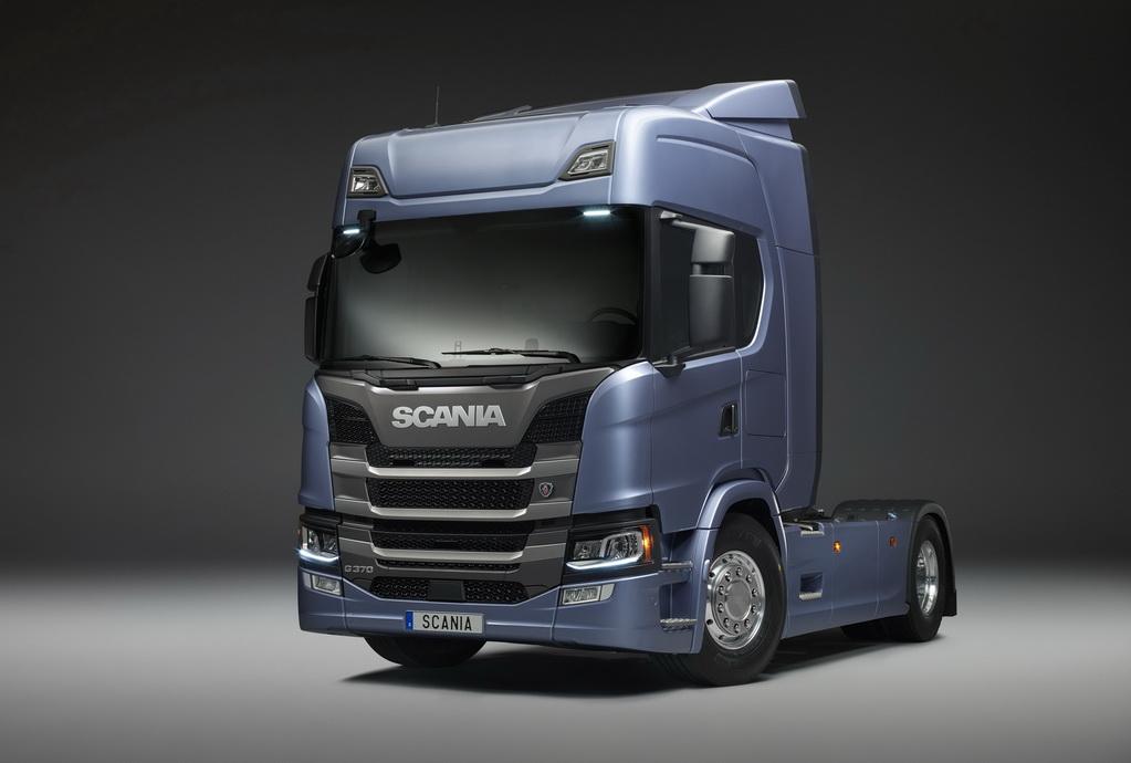 Грузовики Scania получат кабины G20