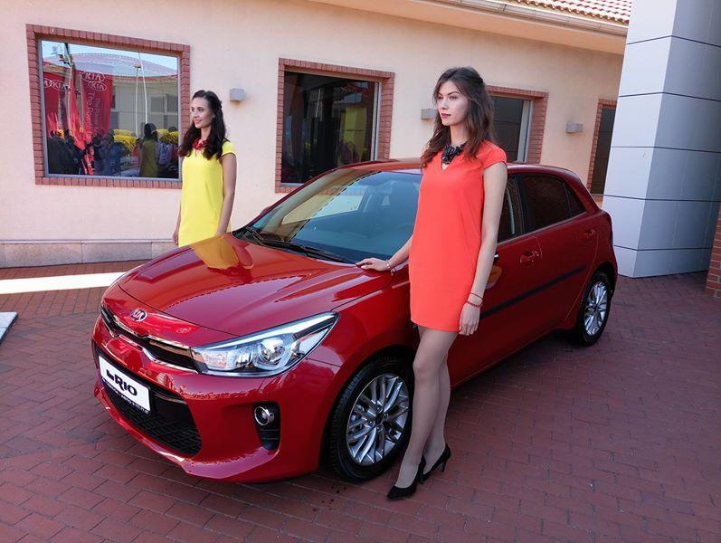 «Автоцентр» проводит тест Kia Rio New на украинских дорогах