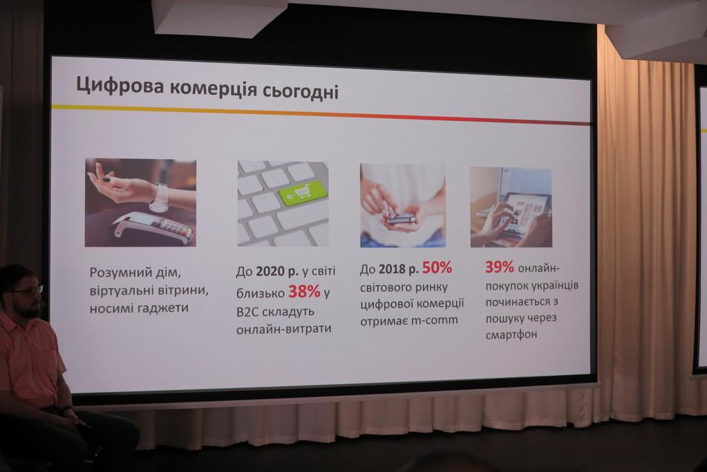Презентация нового мобильного сервиса Vodafone Pay