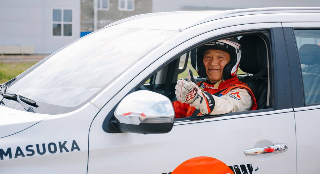 Внедорожный тур Хироши Масуока