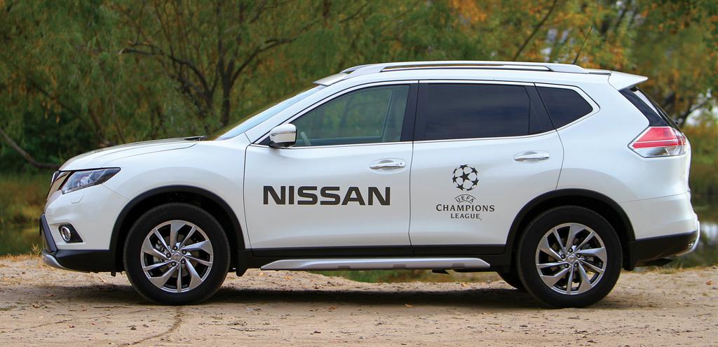 Тест-драйв Nissan X-Trail: проверка на экономичность