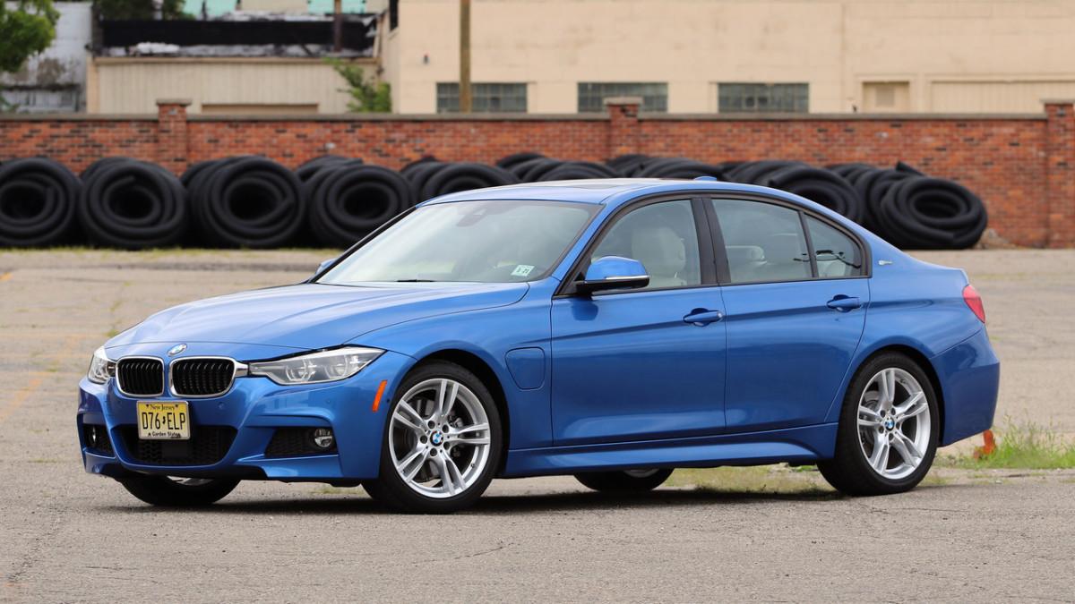 Электромобиль BMW 3 Series сможет проехать 400 км без подзарядки