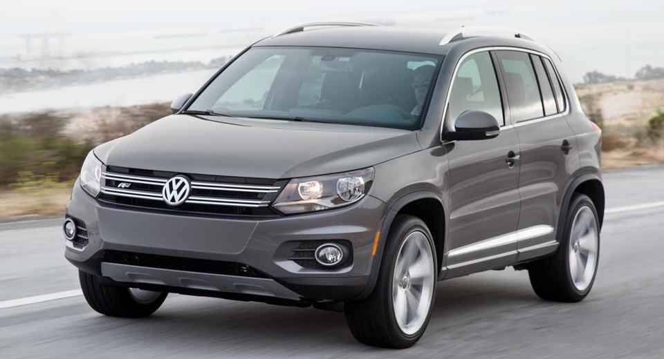 Volkswagen Tiguan первого поколения решили не снимать с конвейера