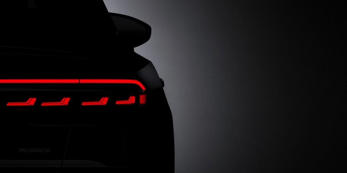 Audi A8 2018: первые официальные фото и видео нового флагмана