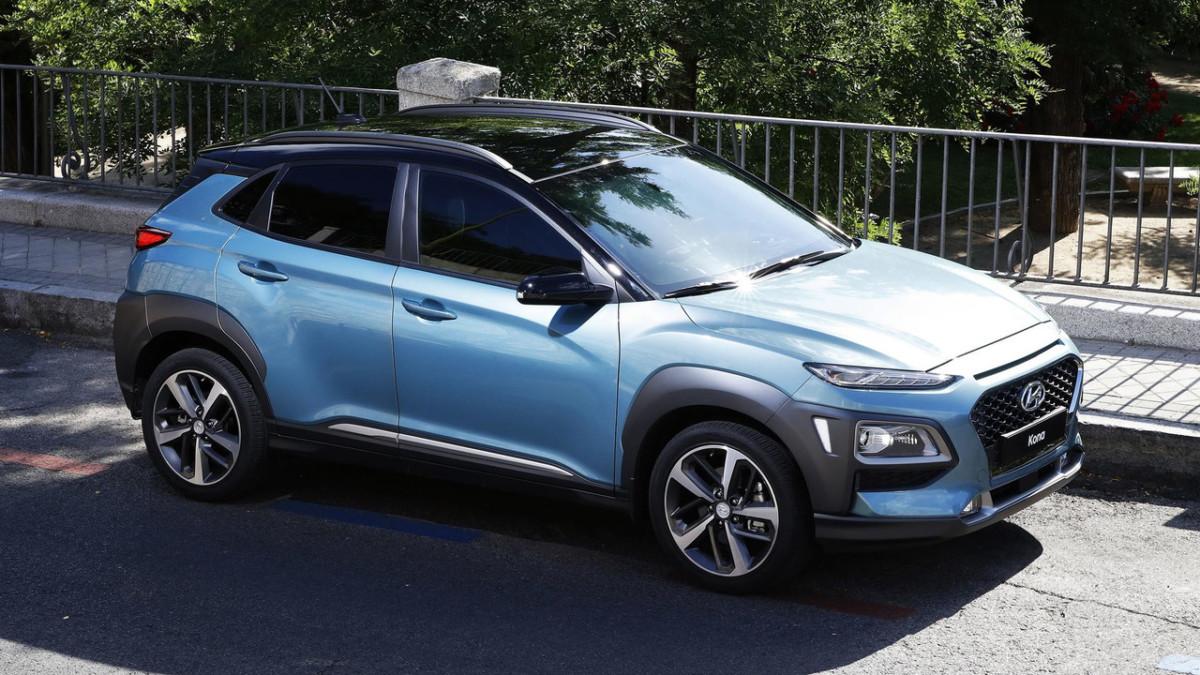 Электрический кроссовер Hyundai сможет проезжать 400 км без подзарядки