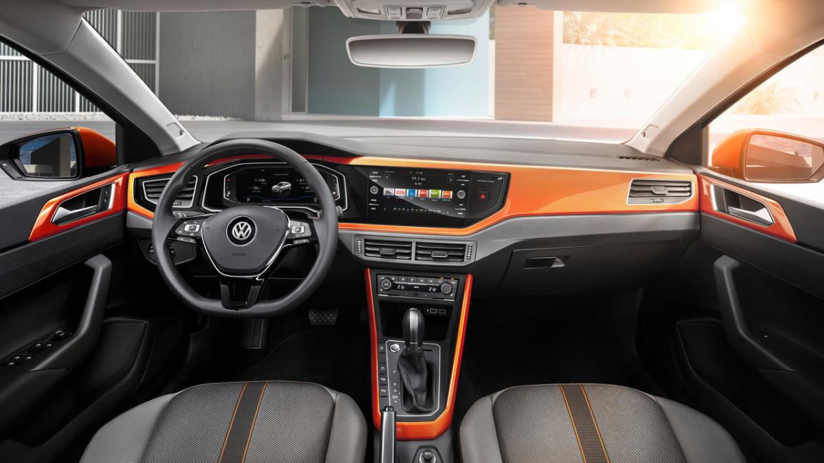 Новый Volkswagen Polo 2018 официально представлен