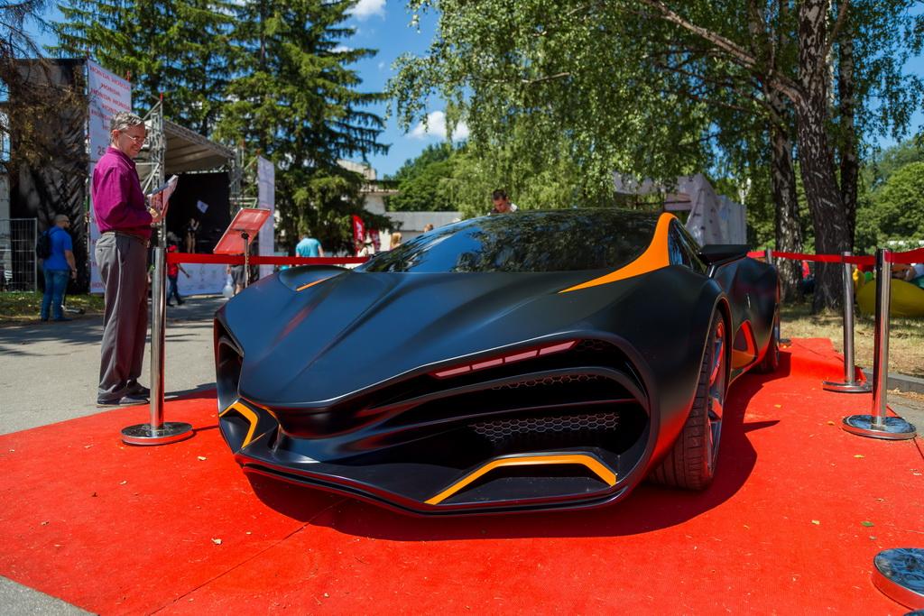 New Cars Fest 2017