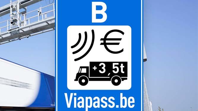 Бельгия повышает ставки дорожных сборов