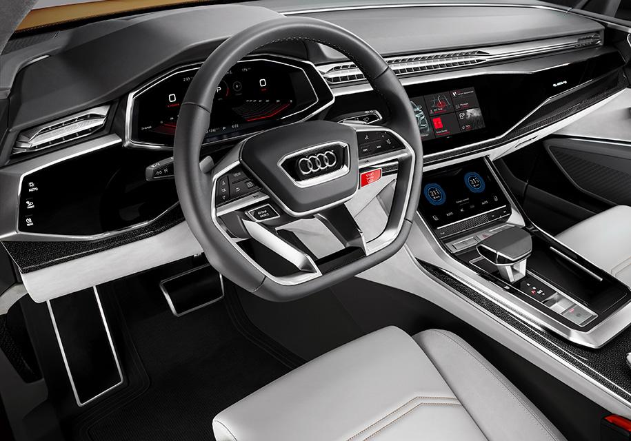 Новые Audi A8 и Q8 обещают технологический прорыв