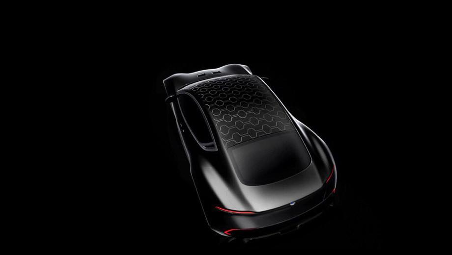Электромобиль Fisker EMotion бросит вызов Tesla Model S
