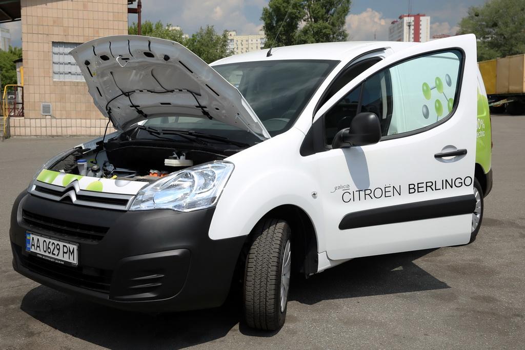 Citroen Berlingo Electric