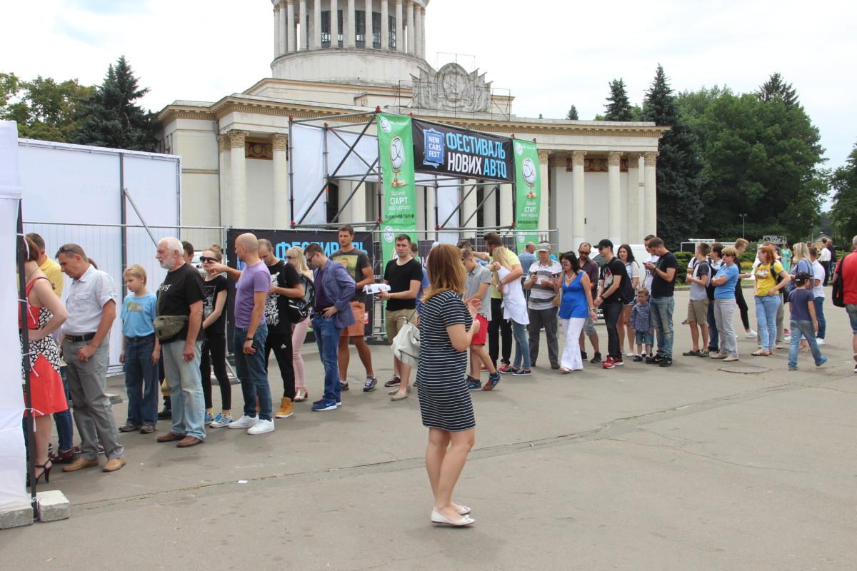 New Cars Fest собрал рекордное число посетителей