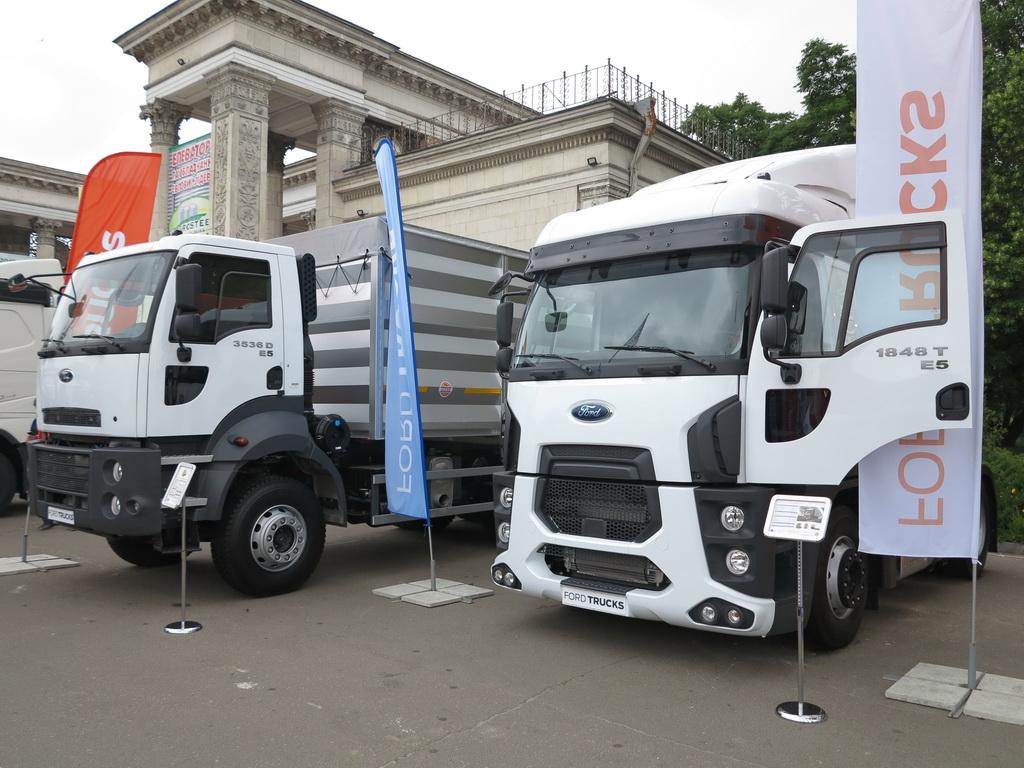 Ford Trucks в Украине