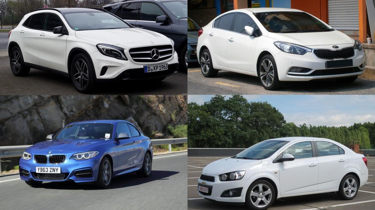 В США назвали самые надежные модели автомобилей