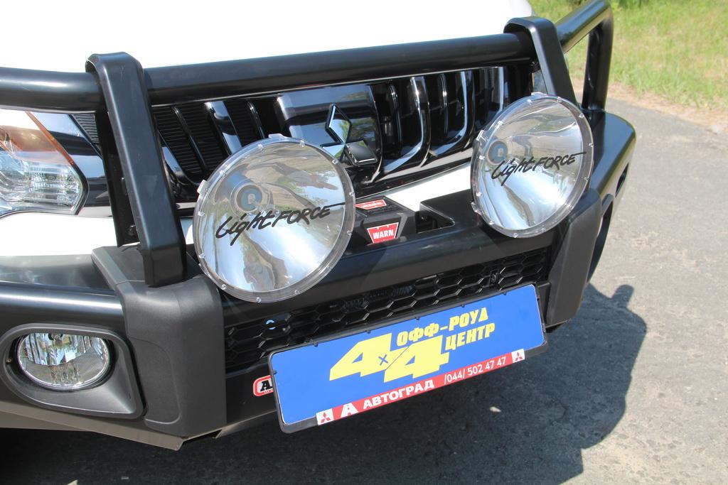 Mitsubishi L200 4x4 Офф-Роуд Центр