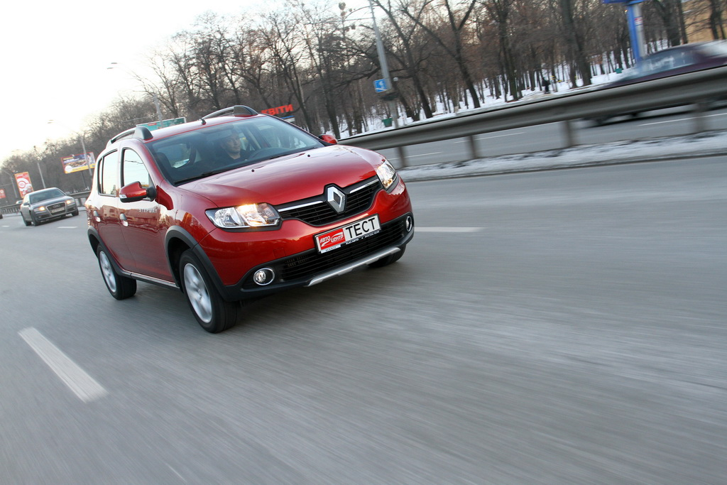 Renault Sandero 0,9