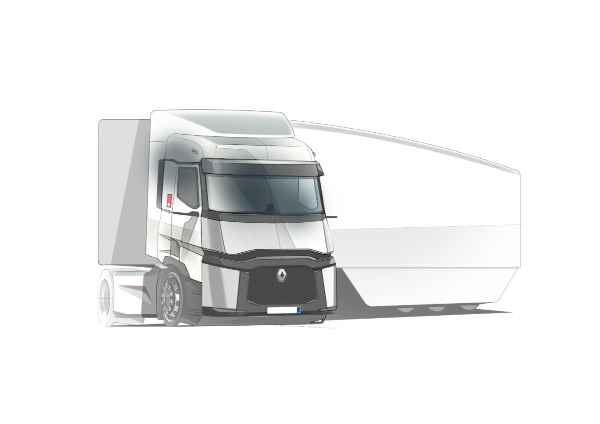 Renault Trucks FALCON