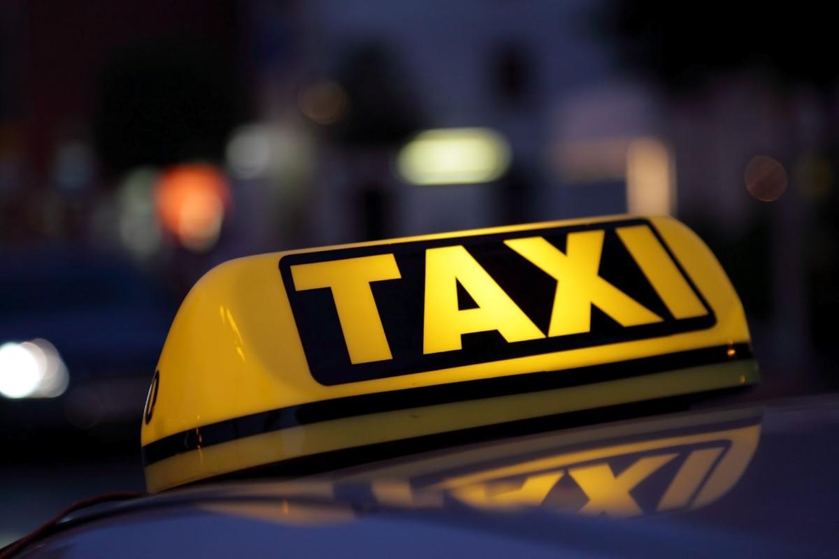 Такси в Украине получат желтые номера уже в этом году