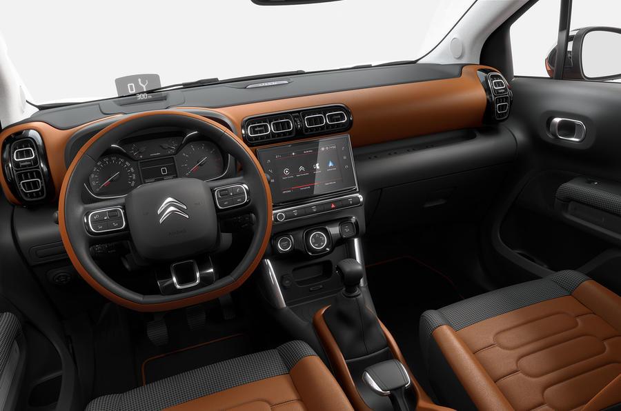 Кроссовер Citroen C3 Aicross 2018 официально представлен