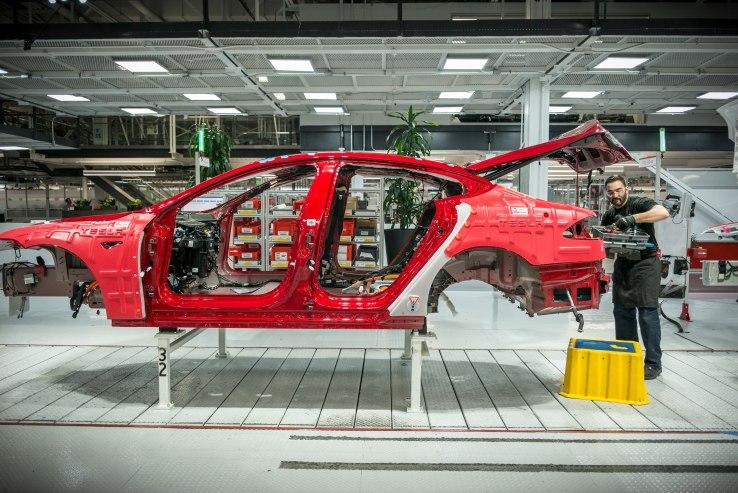 Электромобили Tesla будут выпускать в Китае