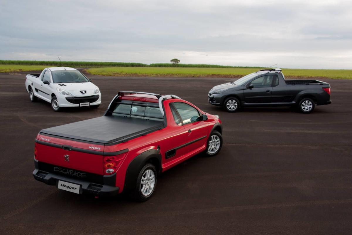 Пикап от Peugeot (Пежо) появился вАфрике