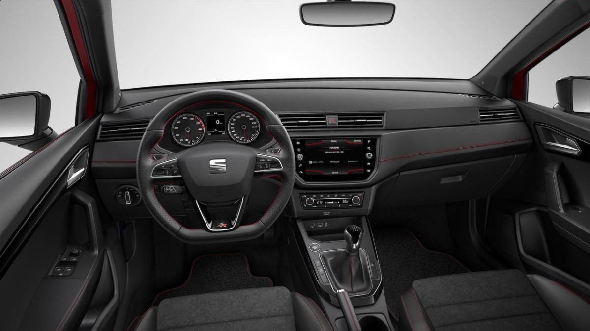 Кроссовер SEAT Arona 2018 официально представлен