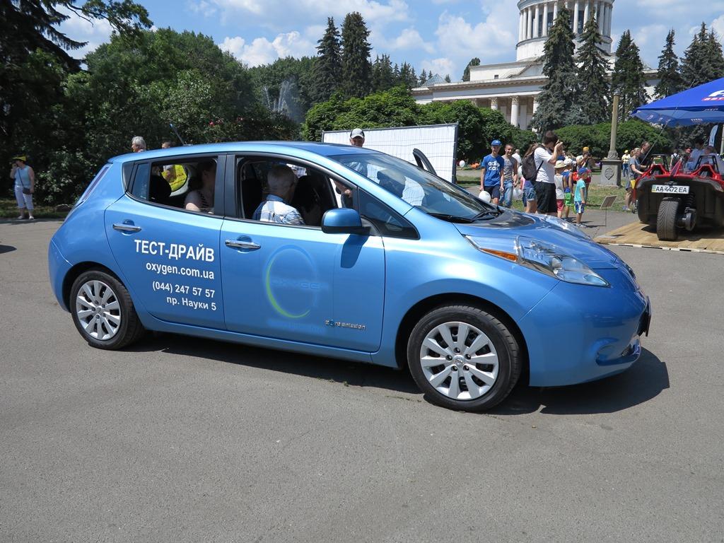 Сколько электромобилей зарегистрировано в Украине