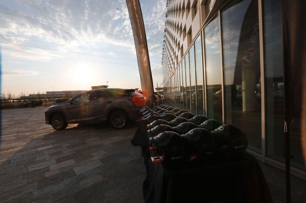 Lexus YET Experience