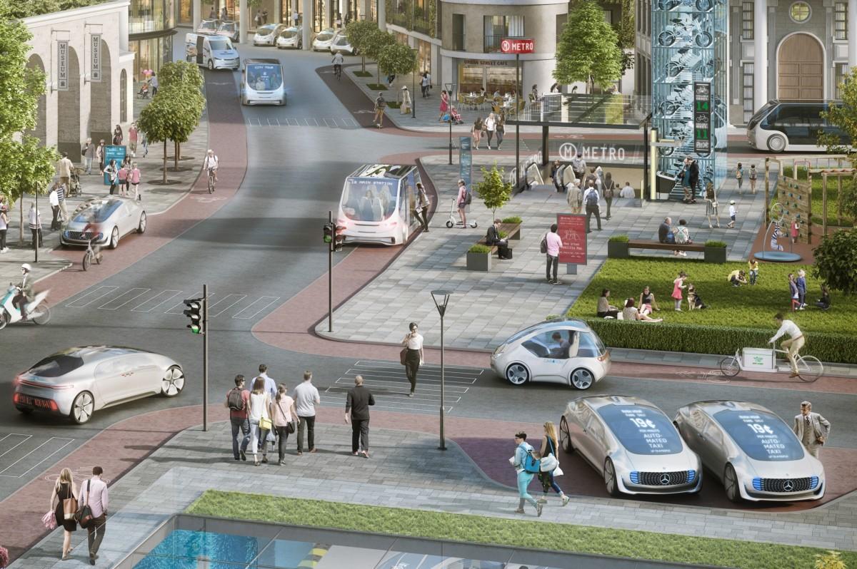 Каким будет автомир будущего: вызовы, технологии, решения