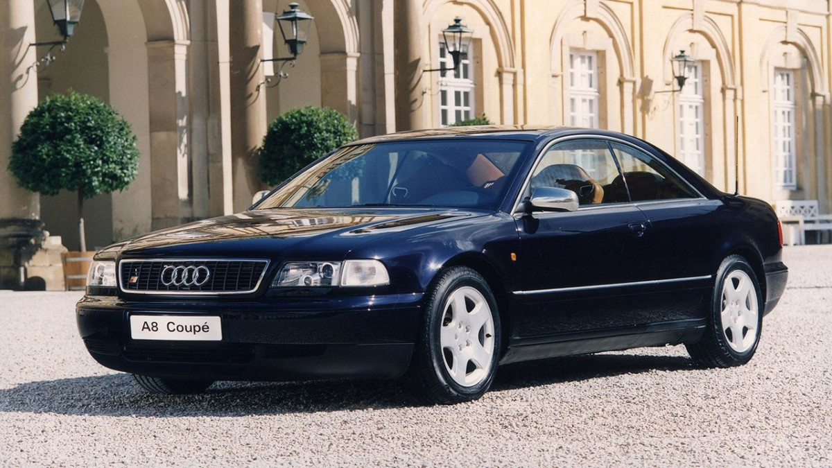 Audi A8 Coupe
