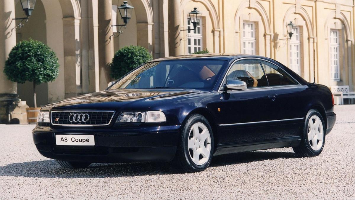 Audi A8 Coupe