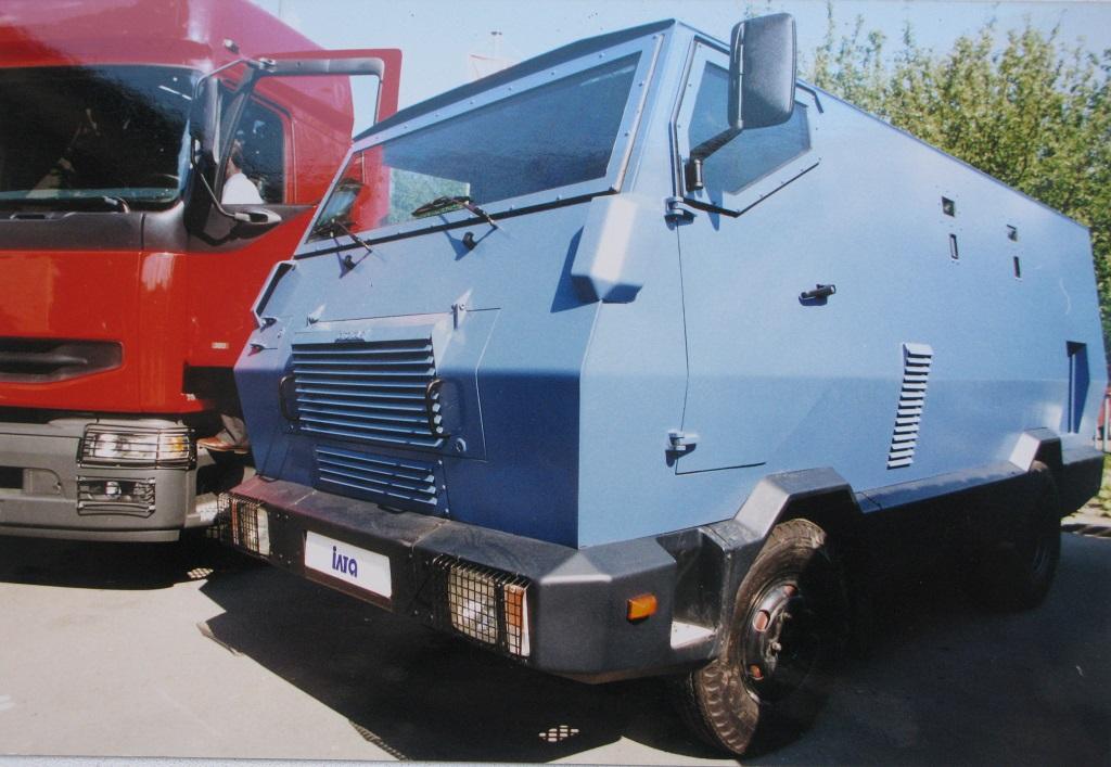 бронеавтомобиль Otokar