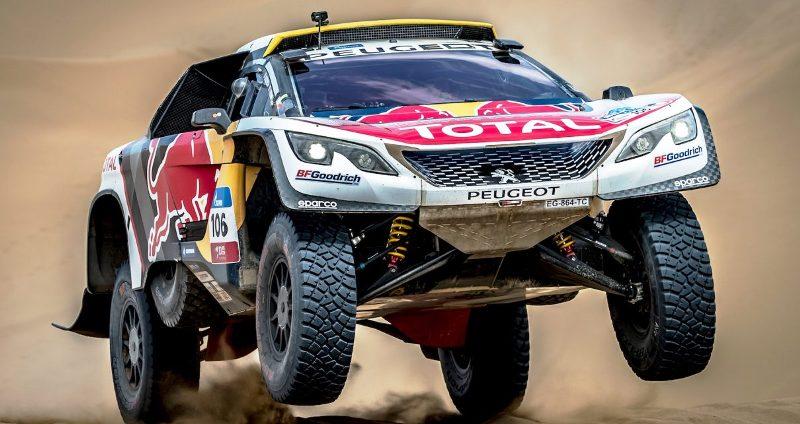 Peugeot DKR