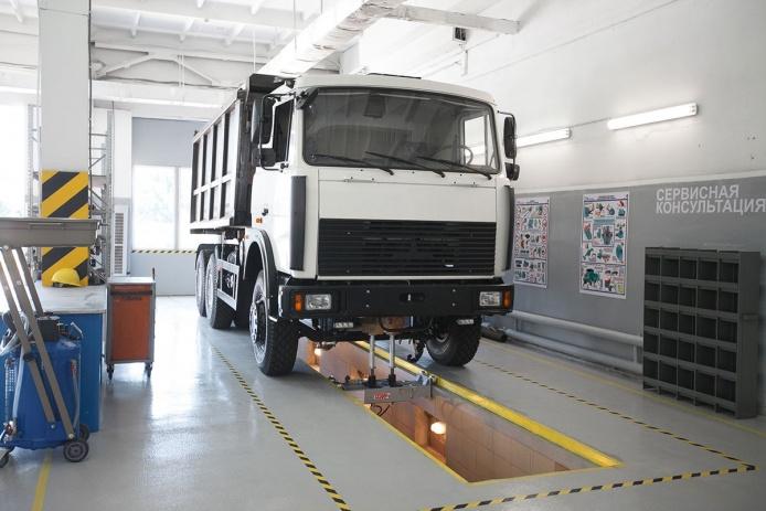 Грузовики МАЗ начали выпускать на заводе Hyundai Trans Auto