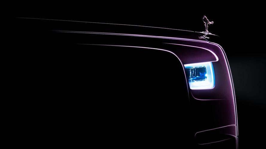 Rolls-Royce Phantom 2018: первые официальные изображения
