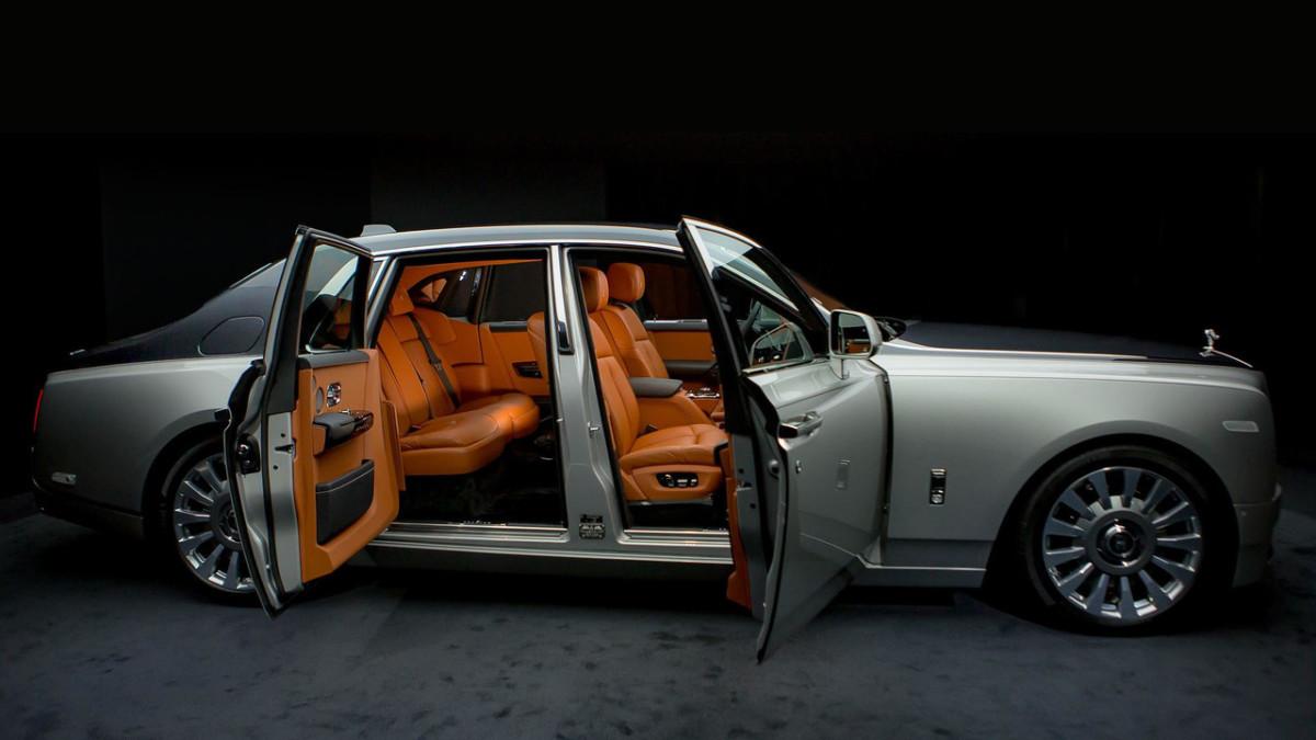 Rolls-Royce Phantom 2018: все подробности самого дорого в мире седана