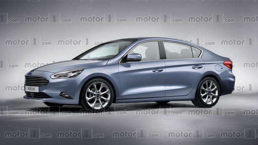 Каким будет новый Ford Focus 2018