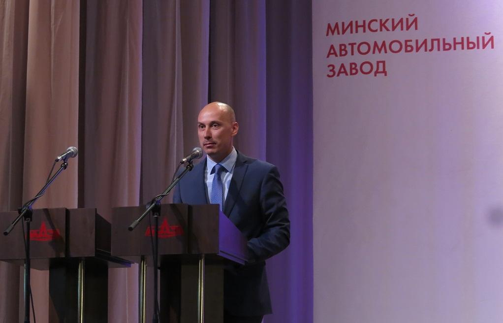 Александр Захаров, генеральный директор «ЦФ КАМА»