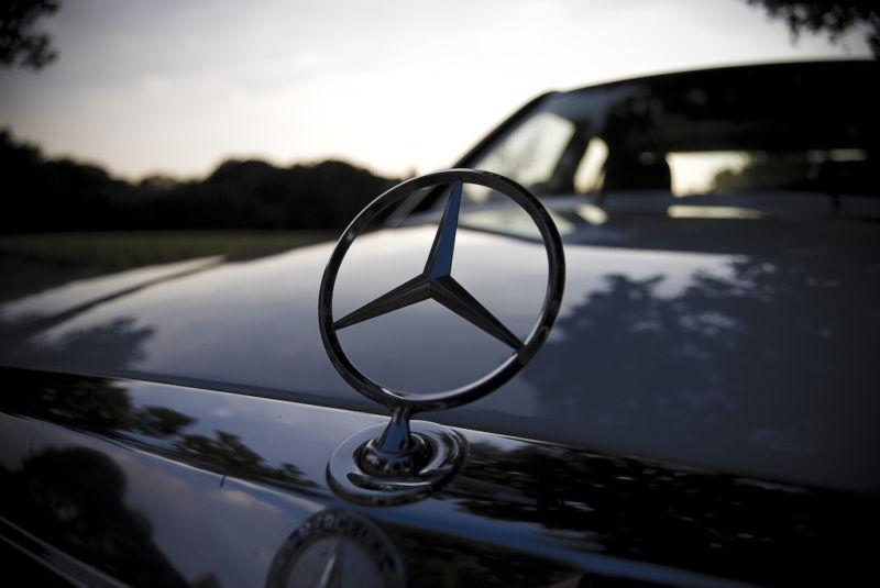 Mercedes-Benz отзывает 3 миллиона дизельных авто