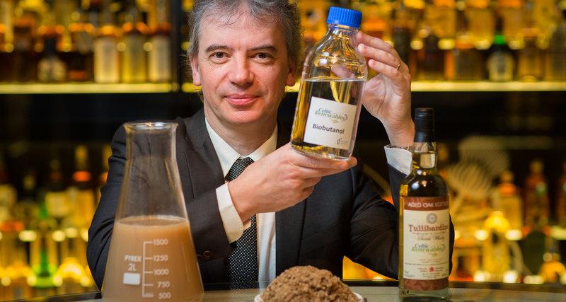 Британские ученые предложили использовать виски вместо бензина