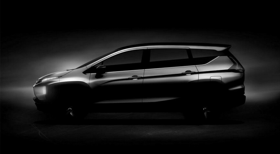 Рассекречен внедорожный минивэн Mitsubishi Expander