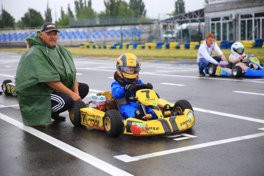 ІІІ-й етап Чемпіонату України та Кубку Дитячої Академії Картингу