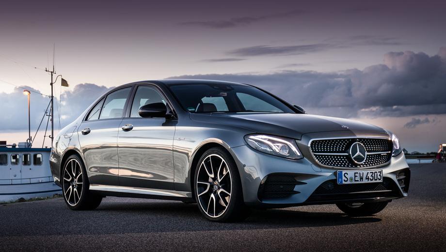 Mercedes-AMG готовит линейку заряженных гибридных моделей