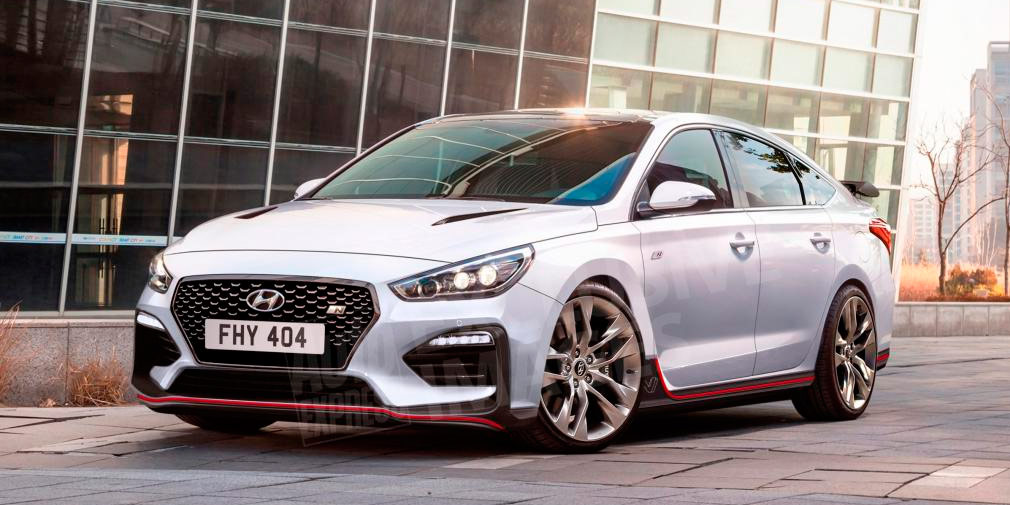 Hyundai готовит новую линейку заряженных моделей
