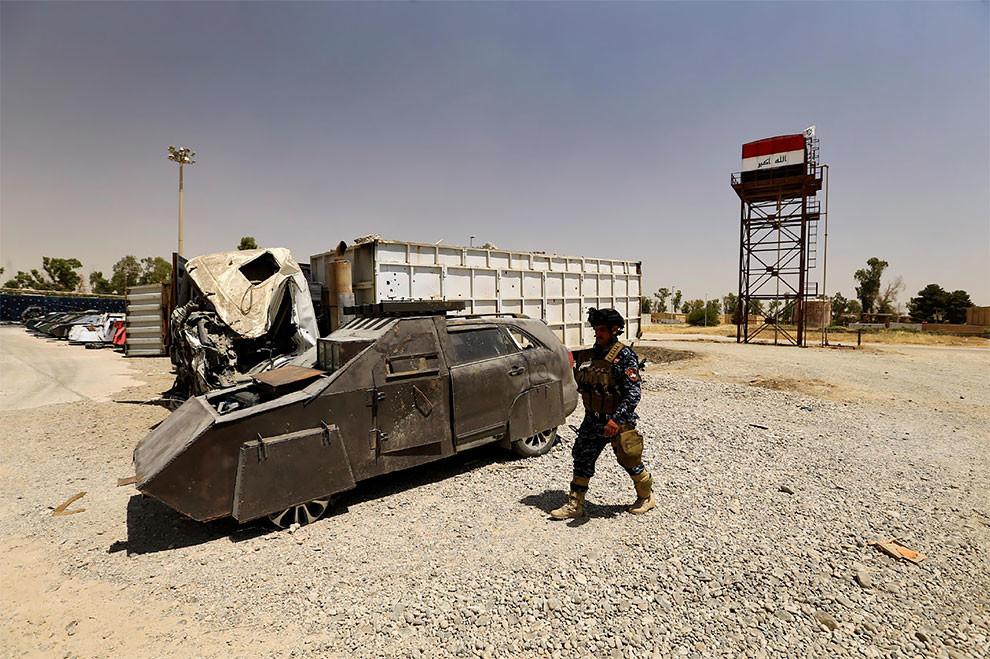 Невероятные бронеавтомобили из обычных кроссоверов