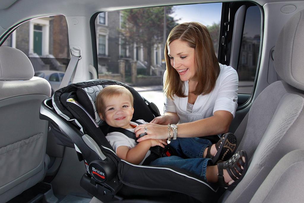 штрафовать водителей за перевозку детей