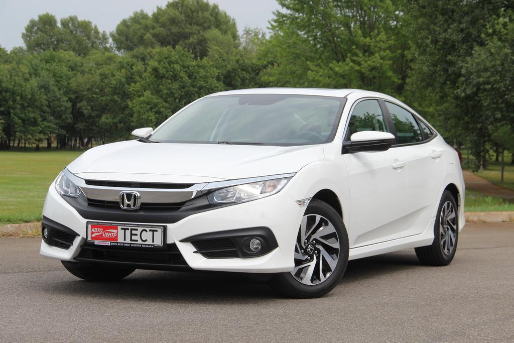 Honda Civivc 2017