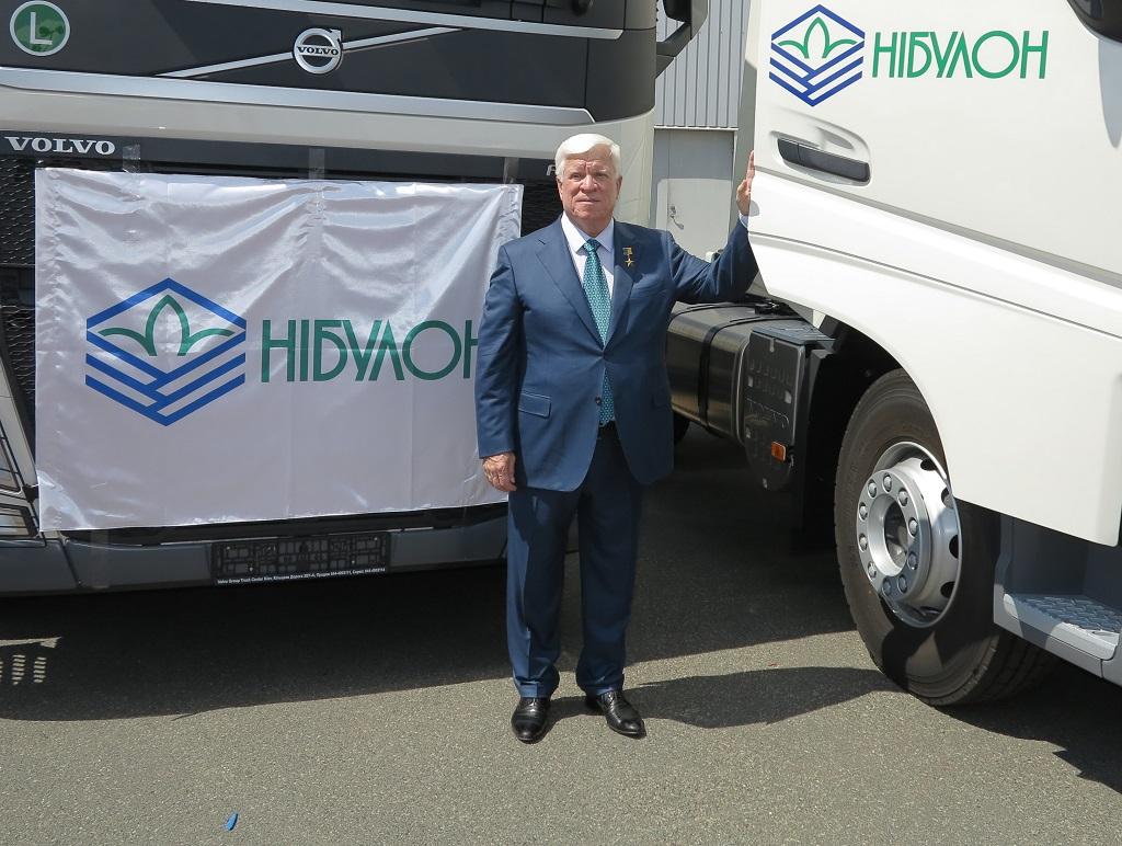 Алексей Вадатурский Герой Украины, Генеральный директор ООО СП «НИБУЛОН»
